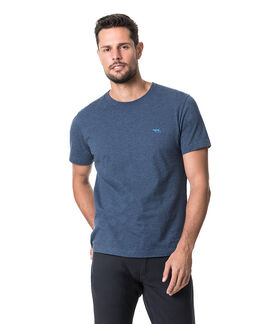 The Gunn T-Shirt, INDIGO, hi-res
