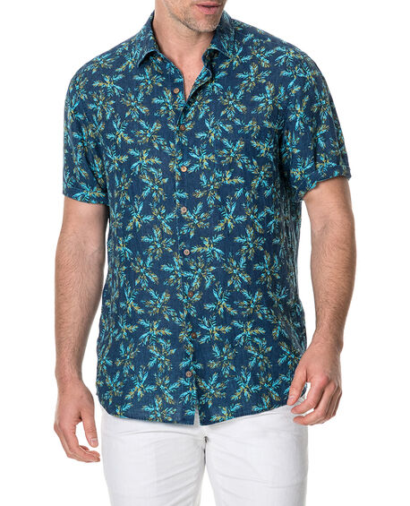 Forbes Shirt, MARINE, hi-res