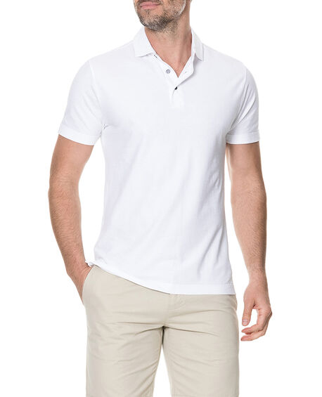 Wilsons Bay Sports Fit Polo, , hi-res