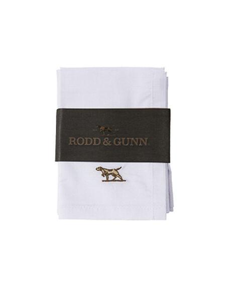Rg Handkerchief Pack / White 0, WHITE, hi-res