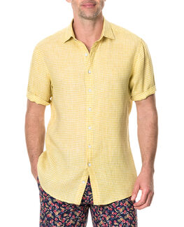 Williamson Shirt/Lemon XS, LEMON, hi-res