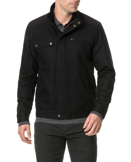 Campbell Point Jacket, NERO, hi-res