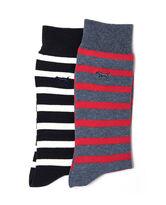 Andrews Avenue Two Pack Sock/Marine 0, MARINE, hi-res