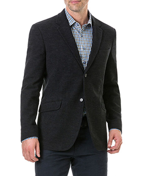Canvastown Jacket, ASPHALT, hi-res