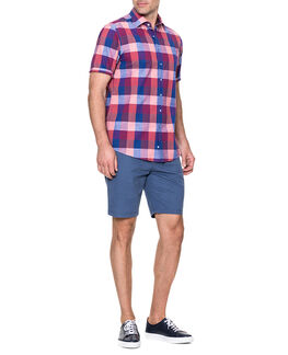 Knighton Shirt/Berry XS, BERRY, hi-res