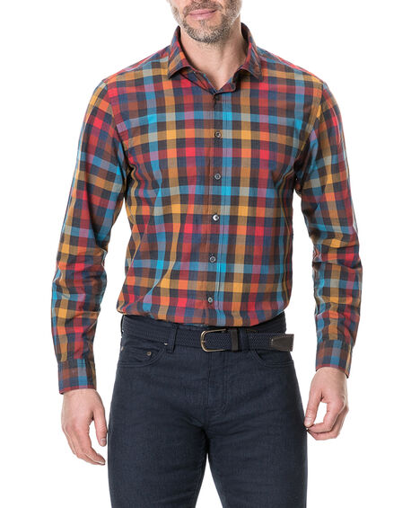 Ridgelands Sports Fit Shirt, CORAL REEF, hi-res