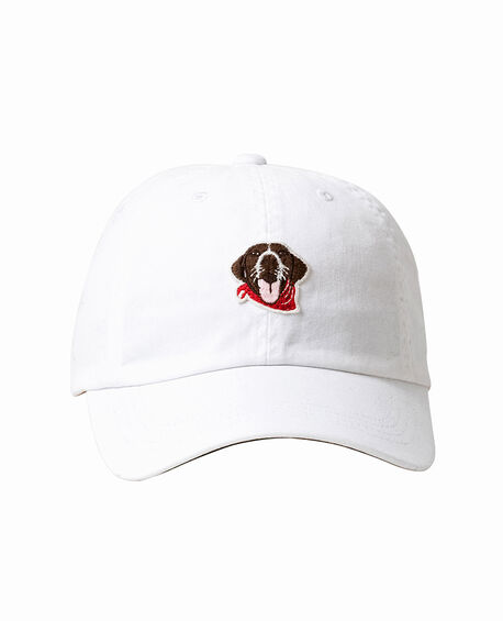 The Gunner Dog Cap, PORCELAIN, hi-res