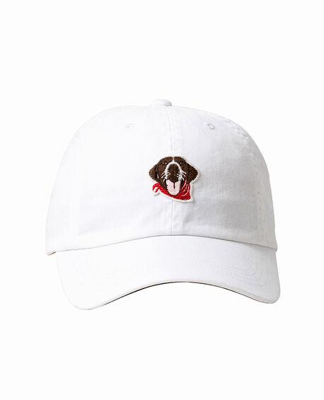 The Gunner Dog Cap, PORCELAIN, hi-res