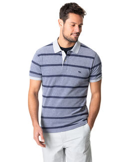 Mission Bay Sports Fit Polo, MARINE, hi-res