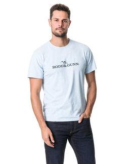 Logo T-Shirt , SKY, hi-res