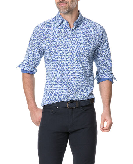 The Racecourse Sports Fit Shirt, , hi-res