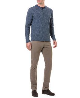 Tasman Downs Sports Fit T-Shirt /Navy XS, NAVY, hi-res