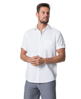 Campbell Island Shirt/Snow XS, SNOW, hi-res