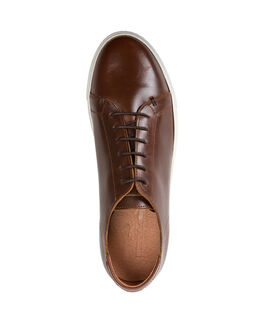 Portsmouth Rd Lace-Up Sneaker/Chocolate 43, CHOCOLATE, hi-res