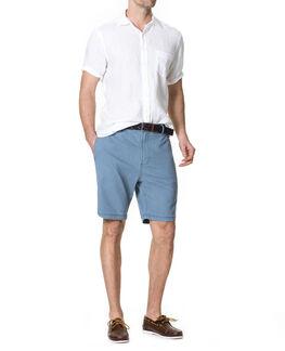 Glenburn Slim Fit Short/Dusty Blue 30, DUSTY BLUE, hi-res