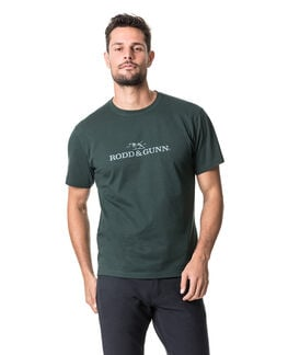Logo T-Shirt , FOREST, hi-res