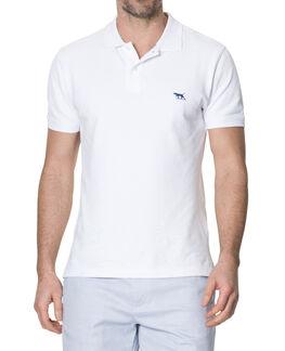 The Gunn Polo Personalised, WHITE, hi-res