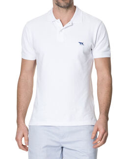 The Gunn Polo Personalised, WHITE, hi-res
