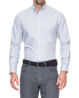 Carterton Sports Fit Shirt/Stonewash XS, STONEWASH, hi-res
