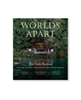 Worlds Apart - The Huka Retreats, BOOK, hi-res
