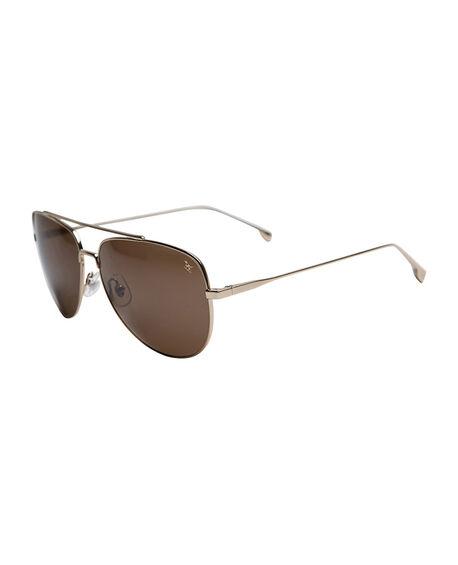 The Spire Sunglasses, GOLD, hi-res