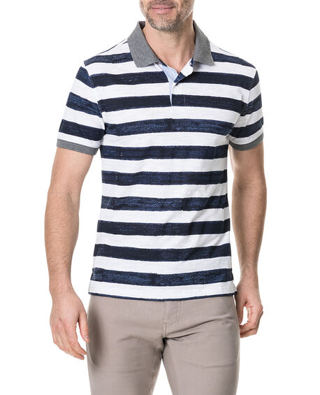 Wardville Polo, NAVY, hi-res