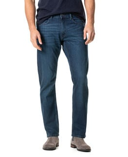 Briggs Straight Jean/Rl Denim 28, DENIM, hi-res