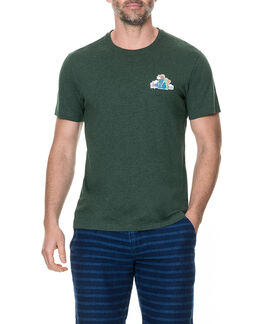 Mount Barker Sports Fit T-Shirt /Jungle XS, JUNGLE, hi-res