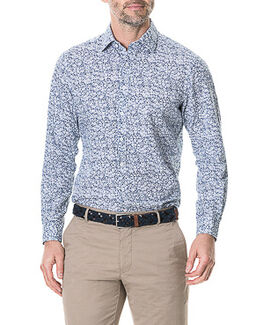 Parkvale Sports Fit Shirt/Bluebell XS, BLUEBELL, hi-res