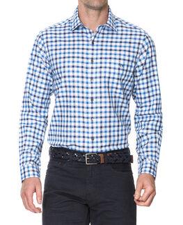 Plymouth Shirt/River XS, RIVER, hi-res