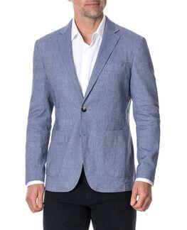 Ormond Jacket/Bluestone XS, BLUESTONE, hi-res