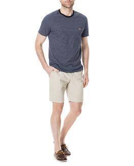 Gilbert T-Shirt /Peacoat XS, PEACOAT, hi-res