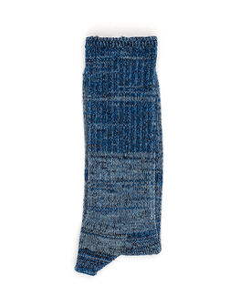 Three Kings Wool Sock, MARINE, hi-res