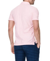 Wilsons Bay Sports Fit Polo, ROSE, hi-res