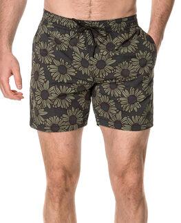 The Pines Swim Short, CHARCOAL, hi-res