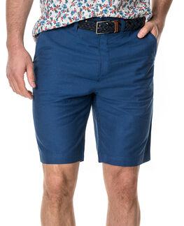 Army Bay Regular Fit Short/Sea Blue 34, SEA BLUE, hi-res