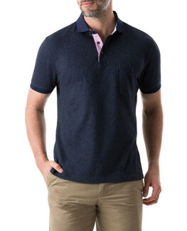 Gap Road Sports Fit Polo, PETROL, hi-res