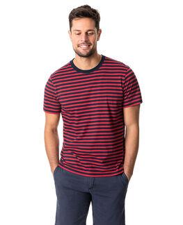 Glenview T-Shirt , SCARLET, hi-res
