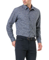 Freys Crescent Shirt, BLUEBERRY, hi-res