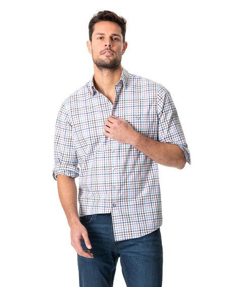Claverley Shirt, CORAL REEF, hi-res