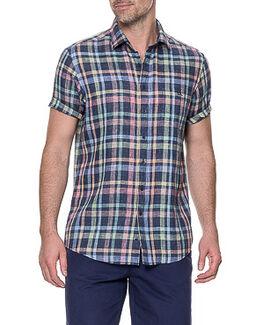 Mccormacks Bay Shirt/Ink XS, INK, hi-res