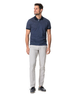 Albany Road Sports Fit Polo/Indigo XS, INDIGO, hi-res