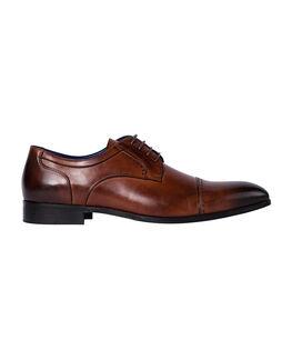 Saint Hopkins Shoe, MAHOGANY, hi-res