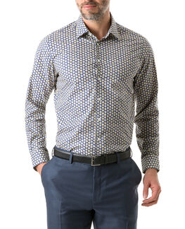 Greville Sports Fit Shirt/Royal XS, ROYAL, hi-res