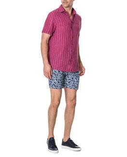 Quail Rise Shirt, MAGENTA, hi-res
