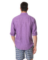 Great Barrier Sports Fit Shirt, GRAPE, hi-res