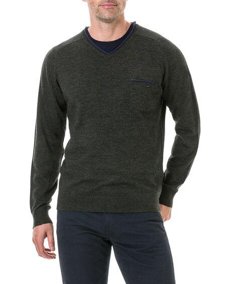 Goose Bay Knit, ARMY, hi-res