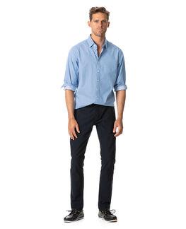 Grey Town Shirt, AZURE, hi-res