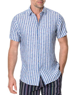 Ferntown Sports Fit Shirt, CHAMBRAY, hi-res