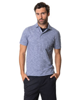 Ascot Park Sports Fit Polo, ECLIPSE, hi-res